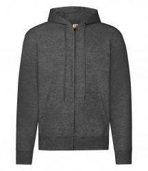 Image 11 of Fruit of the Loom Classic Zip Hooded Sweatshirt