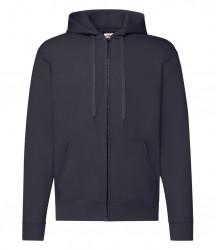 Image 10 of Fruit of the Loom Classic Zip Hooded Sweatshirt