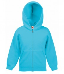 Fruit of the Loom Kids Classic Zip Hooded Sweatshirt image