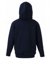 Image 6 of Fruit of the Loom Kids Classic Zip Hooded Sweatshirt