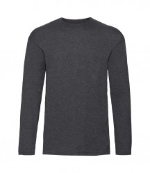 Image 5 of Fruit of the Loom Long Sleeve Value T-Shirt