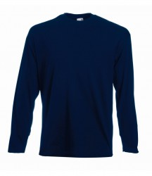 Image 4 of Fruit of the Loom Long Sleeve Value T-Shirt