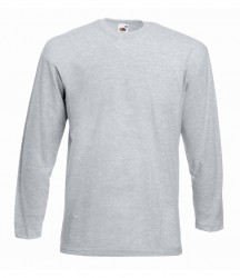 Image 7 of Fruit of the Loom Long Sleeve Value T-Shirt