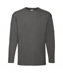 Image 3 of Fruit of the Loom Long Sleeve Value T-Shirt