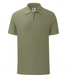 Image 7 of Fruit of the Loom Iconic Piqué Polo Shirt