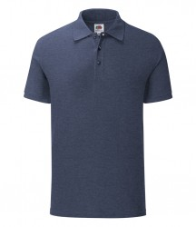 Image 15 of Fruit of the Loom Iconic Piqué Polo Shirt