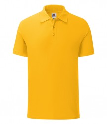Image 2 of Fruit of the Loom Iconic Piqué Polo Shirt