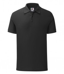 Image 2 of Fruit of the Loom Tailored Poly/Cotton Piqué Polo Shirt