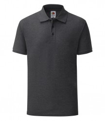 Image 5 of Fruit of the Loom Tailored Poly/Cotton Piqué Polo Shirt