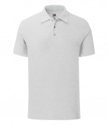 Image 7 of Fruit of the Loom Tailored Poly/Cotton Piqué Polo Shirt