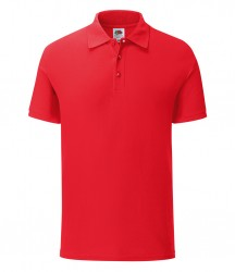 Image 12 of Fruit of the Loom Tailored Poly/Cotton Piqué Polo Shirt
