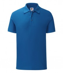 Image 13 of Fruit of the Loom Tailored Poly/Cotton Piqué Polo Shirt