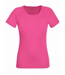 Image 9 of Fruit of the Loom Lady Fit Performance T-Shirt