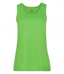 Image 8 of Fruit of the Loom Lady Fit Performance Vest