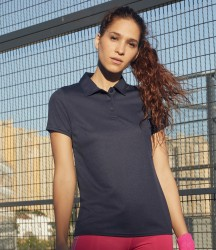Fruit of the Loom Lady Fit Performance Polo Shirt image