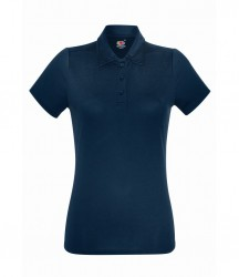 Image 3 of Fruit of the Loom Lady Fit Performance Polo Shirt