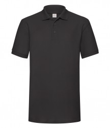 Image 2 of Fruit of the Loom Heavy Poly/Cotton Piqué Polo Shirt