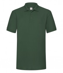 Image 9 of Fruit of the Loom Heavy Poly/Cotton Piqué Polo Shirt