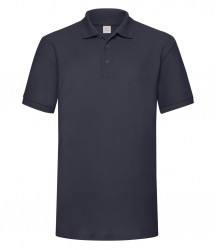 Image 3 of Fruit of the Loom Heavy Poly/Cotton Piqué Polo Shirt