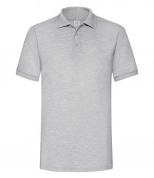 Image 7 of Fruit of the Loom Heavy Poly/Cotton Piqué Polo Shirt