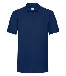 Image 4 of Fruit of the Loom Heavy Poly/Cotton Piqué Polo Shirt