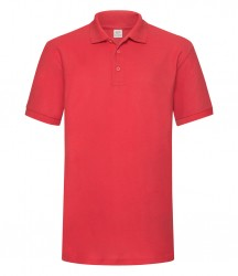 Image 5 of Fruit of the Loom Heavy Poly/Cotton Piqué Polo Shirt