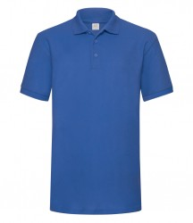 Image 8 of Fruit of the Loom Heavy Poly/Cotton Piqué Polo Shirt