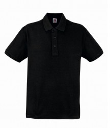 Fruit of the Loom Heavy Cotton Piqué Polo Shirt image
