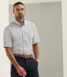 Fruit of the Loom Short Sleeve Oxford Shirt image