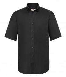 Fruit of the Loom Short Sleeve Oxford Shirt image