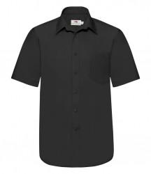 Fruit of the Loom Short Sleeve Poplin Shirt image