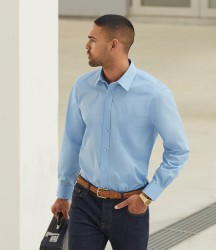 Fruit of the Loom Long Sleeve Poplin Shirt image