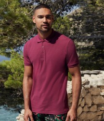 Fruit of the Loom Premium Cotton Piqué Polo Shirt image