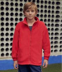 Fruit of the Loom Kids Fleece Jacket image
