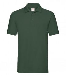 Image 2 of Fruit of the Loom Premium Cotton Piqué Polo Shirt