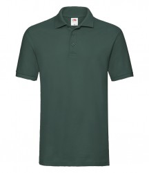 Image 5 of Fruit of the Loom Premium Cotton Piqué Polo Shirt