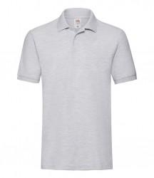 Image 7 of Fruit of the Loom Premium Cotton Piqué Polo Shirt