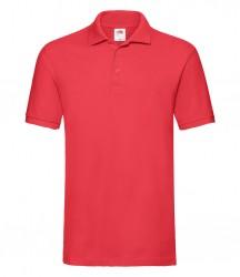 Image 20 of Fruit of the Loom Premium Cotton Piqué Polo Shirt