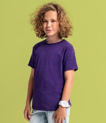 Fruit of the Loom Kids Iconic T-Shirt image