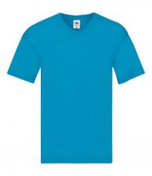 Image 9 of Fruit of the Loom Original V Neck T-Shirt
