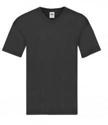 Image 8 of Fruit of the Loom Original V Neck T-Shirt