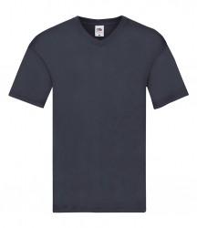 Image 3 of Fruit of the Loom Original V Neck T-Shirt