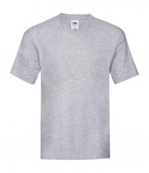 Image 19 of Fruit of the Loom Original V Neck T-Shirt