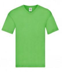 Image 16 of Fruit of the Loom Original V Neck T-Shirt