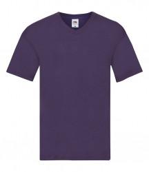 Image 12 of Fruit of the Loom Original V Neck T-Shirt