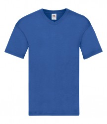 Image 14 of Fruit of the Loom Original V Neck T-Shirt