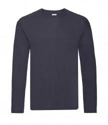 Image 8 of Fruit of the Loom Original Long Sleeve T-Shirt