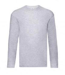 Image 3 of Fruit of the Loom Original Long Sleeve T-Shirt