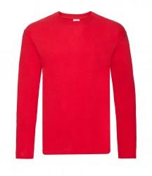 Image 4 of Fruit of the Loom Original Long Sleeve T-Shirt