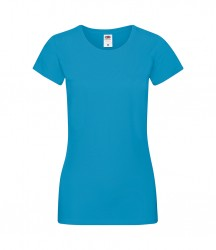 Fruit of the Loom Lady Fit Sofspun® T-Shirt image